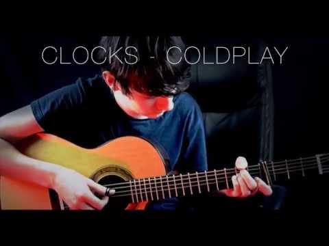 Clocks - Coldplay (Cover by Eddie van der Meer) [Facebook Requests #1]
