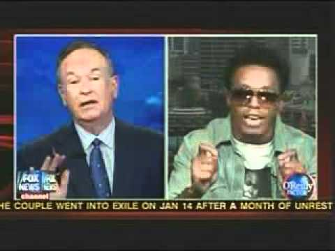 Lupe Fiasco vs. Bill O'Reilly in Edited Fox Interview - 6/20/2011