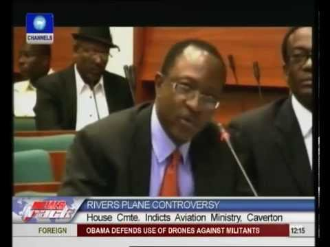Rivers Aircraft: Reps Indict Aviation Ministry, Caverton Helicopters