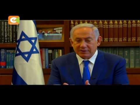 Israel Prime Minister Benjamin Netanyahu visit to Kenya