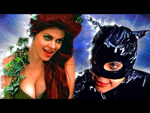 Dark Knight Rises (CENSORED XXX Parody Trailer)