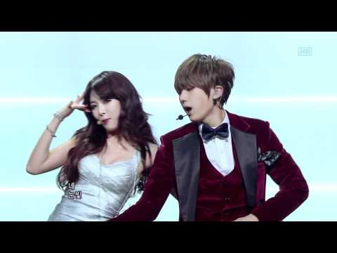 [HD] 111204 Trouble Maker - The Words I Don't Want To Hear + Trouble Maker SBS Inkigayo