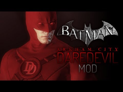 Batman Arkham City Mods - Daredevil I