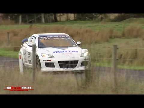 World Time Attack Australia & Targa Tasmania with Rally Driver Steve Glenney
