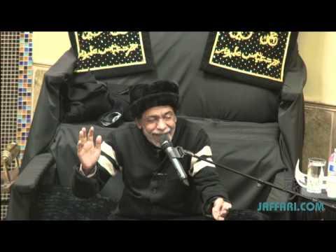 Maulana Syed Javed Jaffri   Majlis 12:27:2014