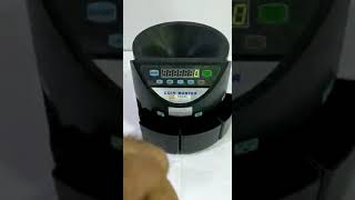 Coin Counting & Sorting Machine PARAS -550 Contact No. 022-4971 1010/ +91 98203 48555/ 73039 48855