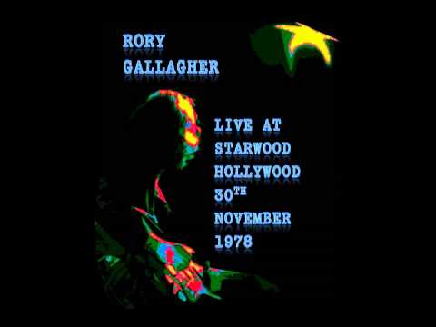Rory Gallagher - Texas Flood & Roberta (Hollywood 1978)