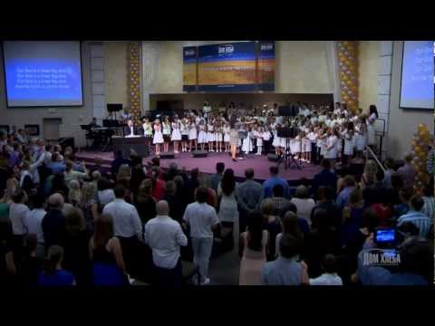 Children's Choir - Our God Is A Great Big God video