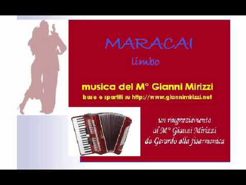 """""""Maracai"""" limbo musica di Gianni Mirizzi"""