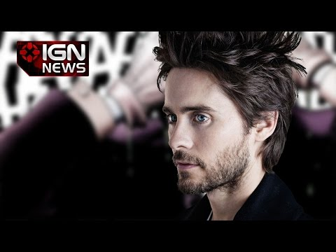 Jared Leto Gaining Weight to Play Joker in Suicide Squad - IGN News