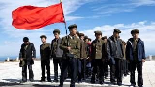 North Korean Song: March of the Guerrilla Army - Instrumental