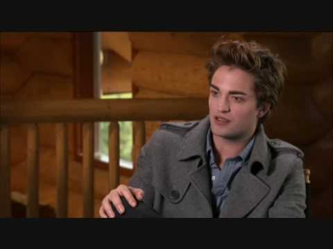 Soundbites - Robert Pattinson on Edward Cullen