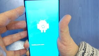 SAMSUNG Galaxy Note 9 Reset Password and Fingerprint