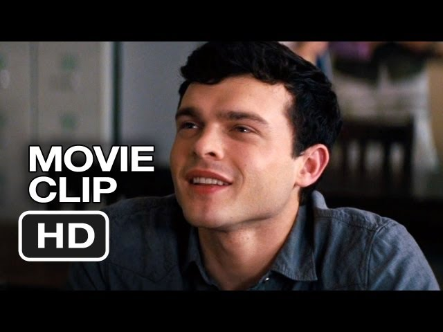 Beautiful Creatures Movie CLIP – Ethan, Can We Talk? (2013) – Alice Englert Movie HD
