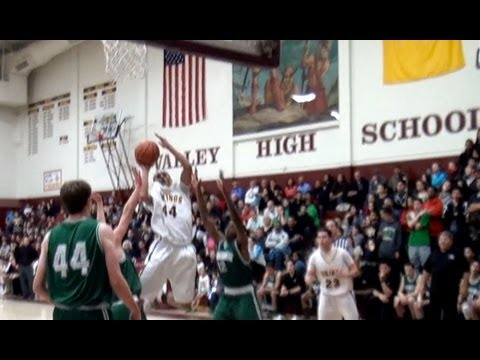 Valley High School Basketball: Video By NMPreps.com