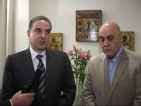 Soutien de David Issa à la candidature de Michel Pharaon-18 03 09