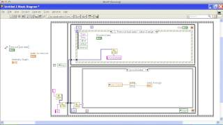 Message Handler Example in Labview 2 of 3.mp4