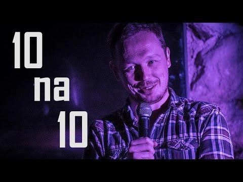 Antoni Syrek-Dąbrowski - 10 Na 10 | Stand-Up Teka