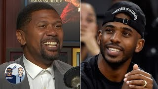 Chris Paul would be better in the East, so he should go to the Heat - Jalen Rose | Jalen & Jacoby