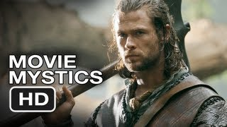 Snow White & the Huntsman - Movie Mystics - Snow White and The Huntsman - Psychic Cinema Predictions Tarot Reading HD