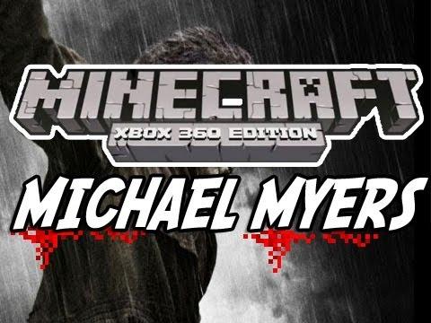 Minecraft (Xbox 360) - MICHAEL MYERS w/Big B statz & Subscribers - KILLER!