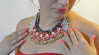 Collar babero super facil