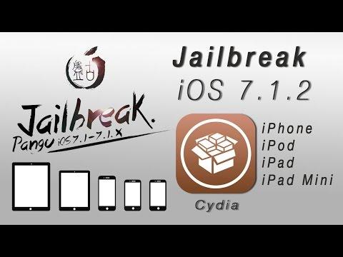 Tutorial: Jailbreak iOS 7.1.2 Pangu [Windows/Mac]