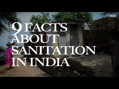 9 facts about sanitation in India