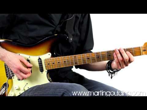 Whitesnake Style Riff by Martin Goulding