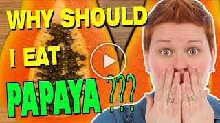 WHY SHOULD I EAT PAPAYA? || 8 Secret Health Benefits of Papaya || Health Check?
