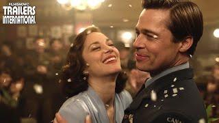 ALIADOS estrelado por Brad Pitt e Marion Cotillard | Trailer Oficial [HD]