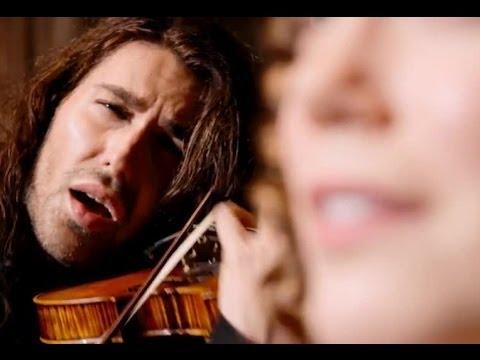 Трейлер «Паганини: Скрипач дьявола» 2014 / В главной роли скрипач-виртуоз Дэвид Гэрретт