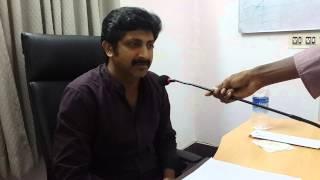 "FM Rainbow Kovai in Diwali Special Programmes  ""Ini Ellam Jayame"" Film Director Sh. Raja"