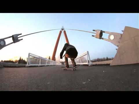 ULC Skateboards Ulysse Pinel 2016