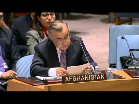 UN Security Council Debate on the Situation in Afghanistan