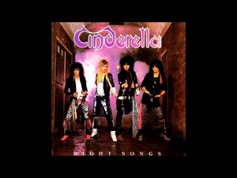 Cinderella - Hell On Wheels