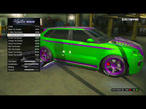 GTA 5 Online Secret Paint Jobs - Spiderman, Joker & Hulk Superhero Paints in GTA 5 Online ( GTA 5 )