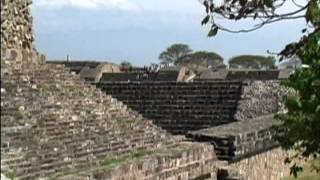 MONTE ALBÁN Y MITLA, DOCUMENTAL NARRADO