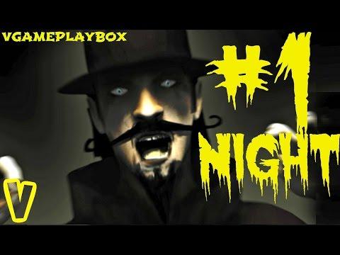 Asylum Night Shift 2 iOS / Android / Amazon Gameplay Video PART 1
