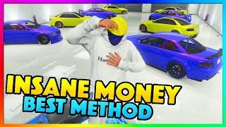 How To Make MONEY Solo Duplicate Modded Cars In GTA 5 Online | NEW Easy Unlimited Money Guide/Method