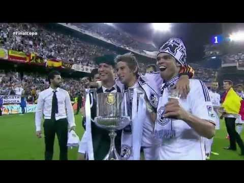 16-04-14 Real Madrid - Barcelona - Final Copa del