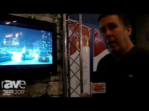 ISE 2017: Aquavision Presents Outdoor TV