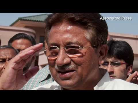 Pakistan's Musharraf Charged With Murder, and More