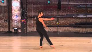 Ricky Ubeda  So You Think You Can Dance  Season 11 Audition