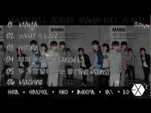 Exo-k - 1st Ep 'mama' (full) [hq Audio] video