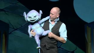 Kevin the Alien Analyzes Humanity | Ted's Farewell | David Strassman