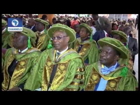 Metrofile: Landmark University Holds 3rd Graduation Ceremony In Kwara