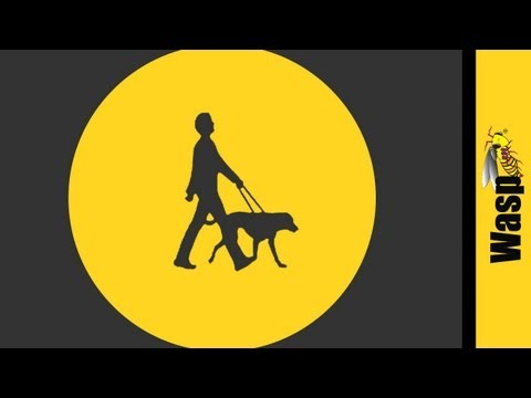 BTS - Guide Dogs for the Blind | Wasp Barcode Technology