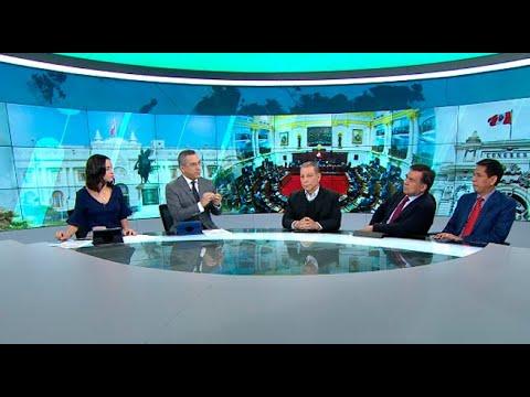 Frente Amplio, Apra y PPK analizan cuestión de confianza solicitada por Martín Vizcarra