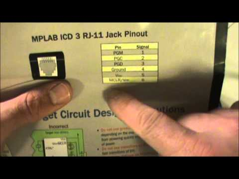 PIC Basics: In Circuit Serial Programming ICSP